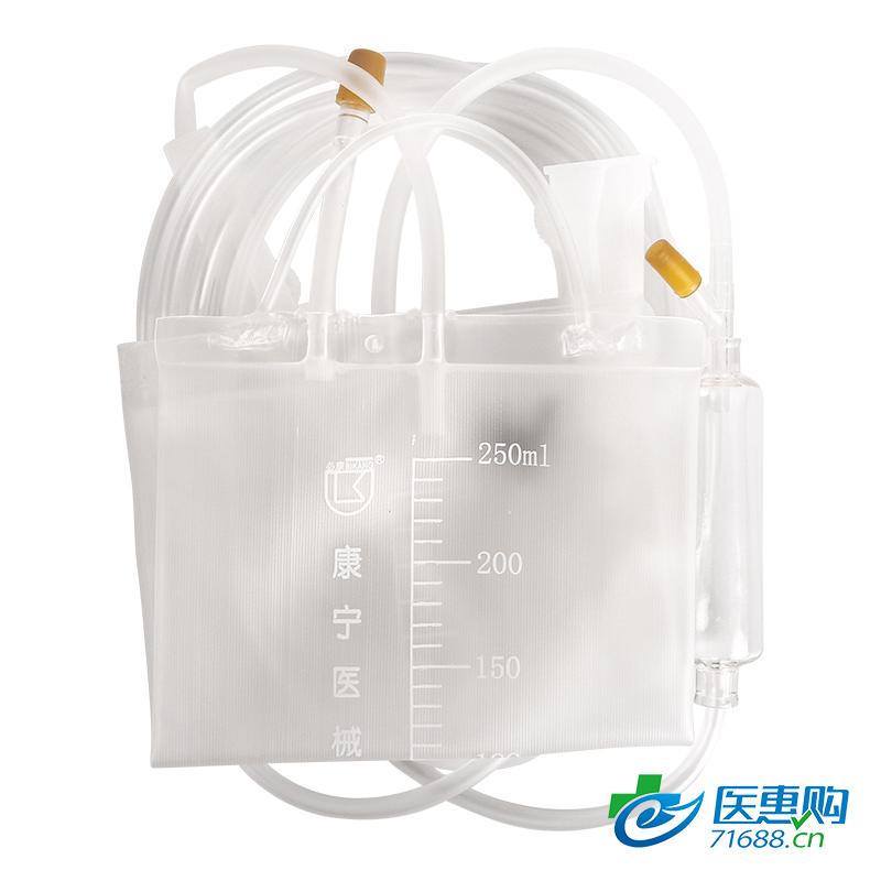 必康 输液器 袋式250ml 5.5#针头