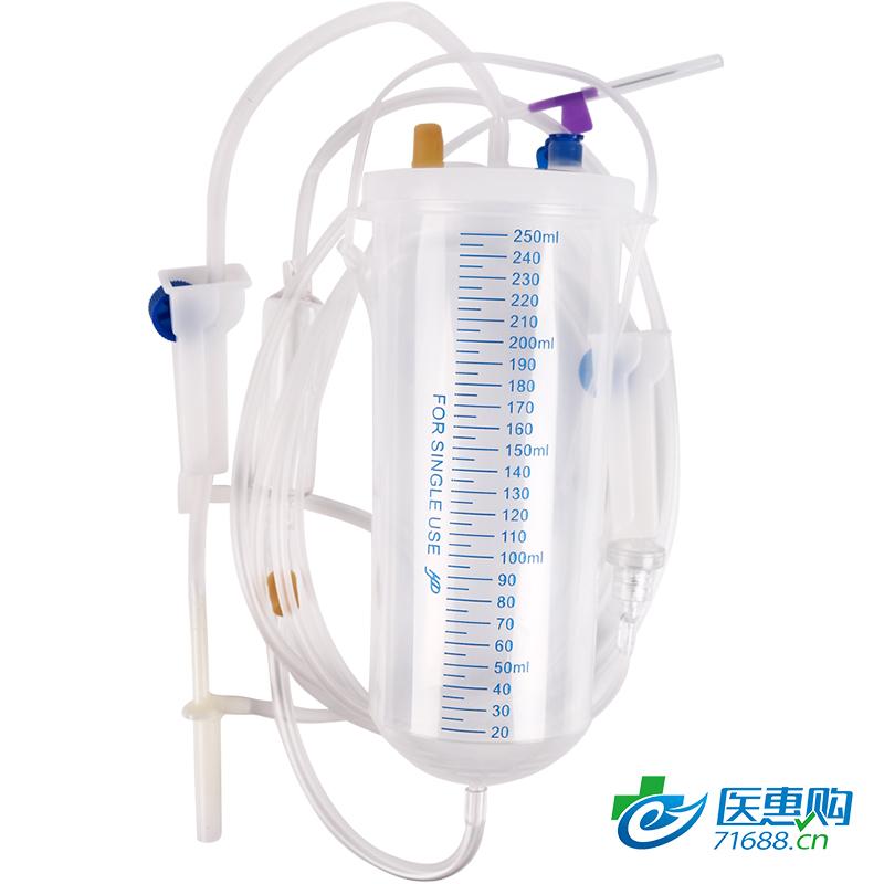 洪达 一次性使用 吊瓶式 输液器 输液壶 带针